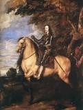 Charles I on Horseback