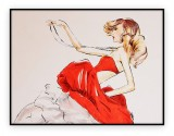 Fashion Collection 056G: 30x40 inches