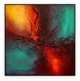 Abstracts Vol. 2 - 004: 40x40""