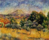 Mount Sainte-Victoire