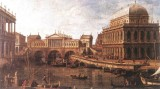 Capriccio: A Palladian for The Rialto Bridge