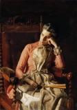 Portrait of Amelia C Van Buren