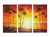 Buytopia-Reduced Multipanel Oil Painting 192