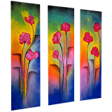 Premium Multipanel Oil Painting 211