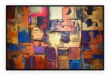 "Abstracts Vol 1 - 057G: 36"" x 48"""
