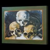 Masterpiece Canvas Print 109