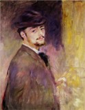 Self-Portrait at the Age of Thirty-five