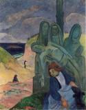 Green Christ (Breton Calvary)