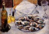 Still Life Oysters
