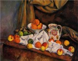 Compotier, Pitcher, and Fruit (Nature morte)