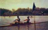 The Biglin Brothers Turning the Stake Boat
