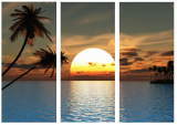 Buytopia-Reduced Multipanel Oil Painting 172