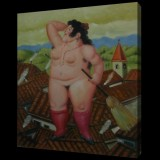 Masterpiece Canvas Print 1