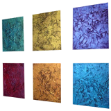 Designer  Multipanel Oil Painting 111