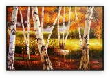 Canadian Landscapes 011G: 36x48inches