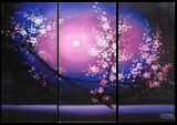 Premium Multipanel Oil Painting 210