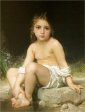 Child at Bath