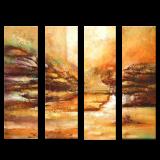 Premium Multipanel Oil Painting 292