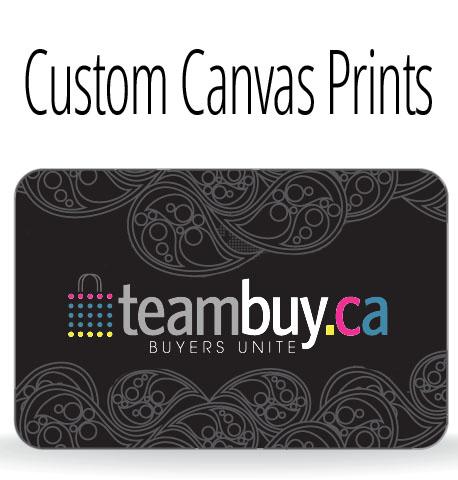 Custom Canvas Print 16 X 20