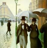 Paris Street, Rainy Weather