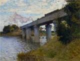 The Railroad Bridge at Argenteuil