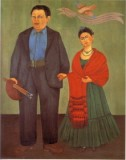 Frida and Diego Rivera