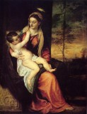 Mary with the Christ Child