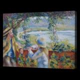 Masterpiece Canvas Print 138