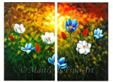 Premium Multipanel Oil Painting 329