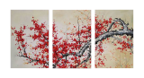 Buytopia-Reduced Multipanel Oil Painting 11