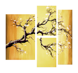 Designer  Multipanel Oil Painting G21