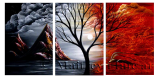 Buytopia-Reduced Multipanel Oil Painting 213