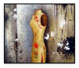 Fashion Collection 010G: 30x40 inches