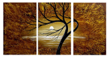 Buytopia-Reduced Multipanel Oil Painting 193