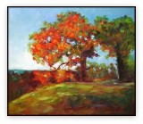 Canadian Landscapes 027G: 30x36inches,