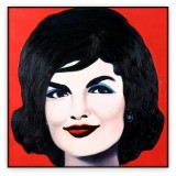 Pop Art Collection 016G: 30x30 inches