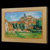 Masterpiece Canvas Print 113