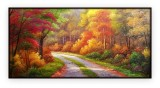 Canadian Landscapes 012G: 24x48inches