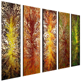 Premium Multipanel Oil Painting 245