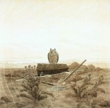 Landscape With Grave Coffin And Owl.jpg