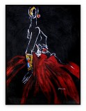 Fashion Collection 054G: 30x40 inches