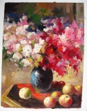 Floral Oil Painting 042