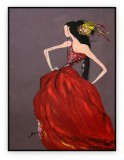Fashion Collection 052G: 30x40 inches