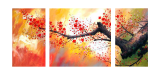 Buytopia-Reduced Multipanel Oil Painting 13