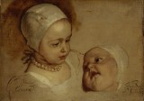 Princess Elizabeth I and Princess Anne