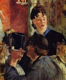 The Waitress (The Beer Serving Girl)