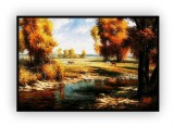 Canadian Landscapes 049G: 36x48inches