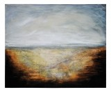 Golden Landscapes: 60 x 50 inches
