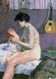 Nude Study (Suzanne Sewing)