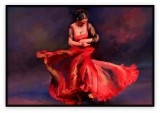 Performing Arts Collection 043G: 36x48inches